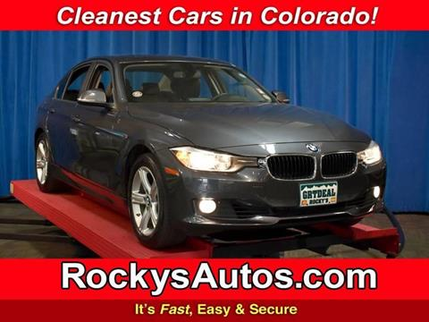 2015 BMW 3 Series for sale in Denver, CO