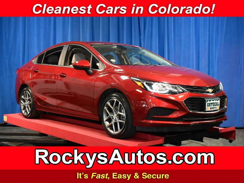 Rocky\'s Autos | Colorado\'s Number One Used Car Dealer — Cleanest ...