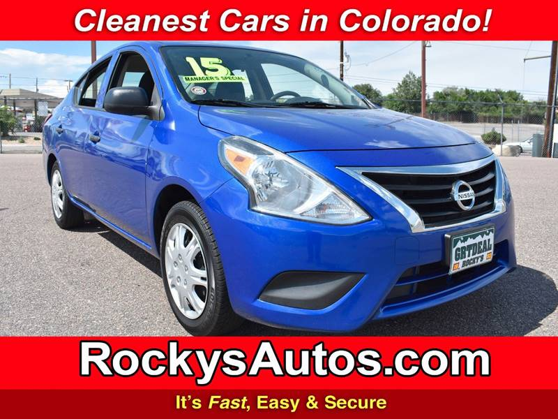 addcadb77ff Rocky's Autos | Colorado's Number One Used Car Dealer — Cleanest ...