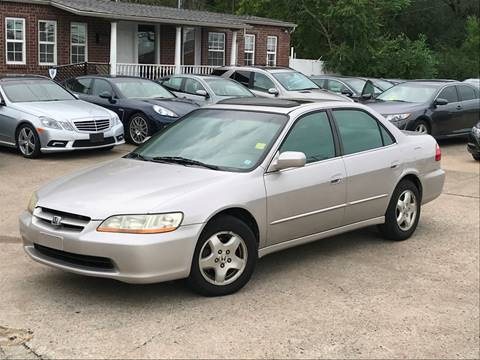 1998 Honda Accord For Sale In Cleveland Oh Carsforsale Com