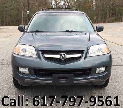 Used Acura MDX For Sale In Virgin Islands Carsforsalecom - Acura mdx used 2006
