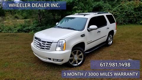 2007 Cadillac Escalade For Sale Carsforsale