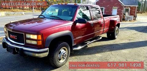 2000 GMC C/K 3500 Series for sale in Acton, MA
