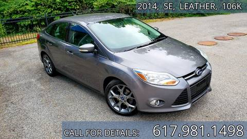 2014 Ford Focus for sale in Acton, MA