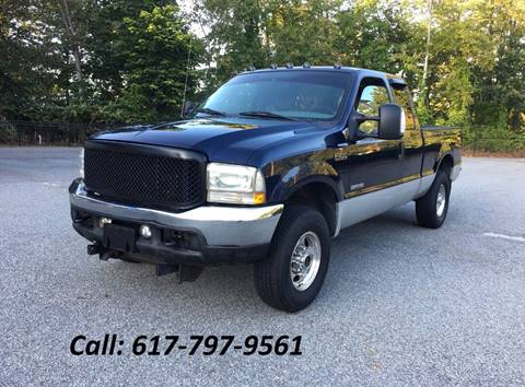 2004 Ford F-250 Super Duty for sale in Acton, MA