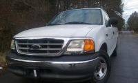 2004 Ford F-150 for sale at Williams Auto Finders in Durham NC