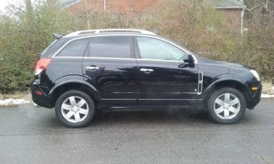 2008 Saturn Vue for sale at Williams Auto Finders in Durham NC