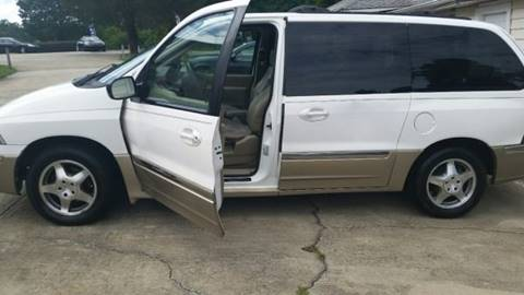 2000 Ford Windstar for sale at Williams Auto Finders in Durham NC