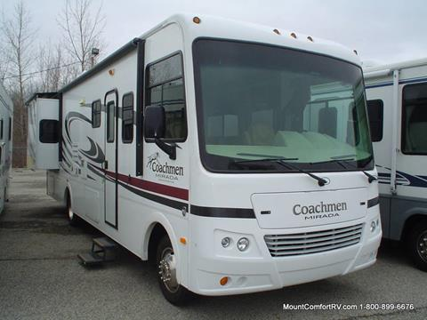 2012 Ford Motorhome Chassis for sale in Greenfield, IN