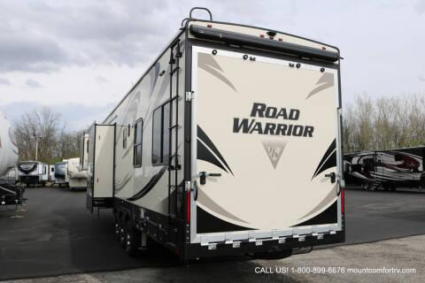 2019 Heartland Road Warrior RW 426