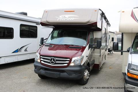 2017 Mercedes-Benz Sprinter Cab Chassis for sale in Greenfield, IN