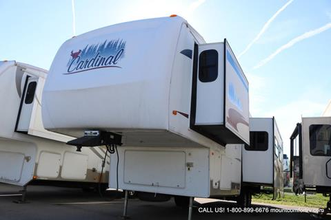 2006 Forest River Cardinal 31LE for sale in Greenfield, IN