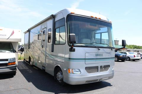 2006 Holiday Rambler Admiral SE 33PB for sale in Greenfield, IN