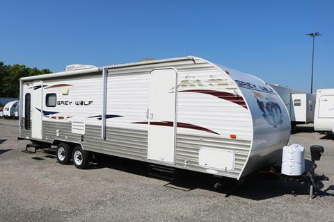 2011 Forest River Grey Wolf 26RL for sale in Greenfield, IN