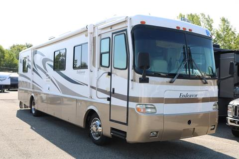 2001 Holiday Rambler Endeavor 38PDD for sale in Greenfield, IN