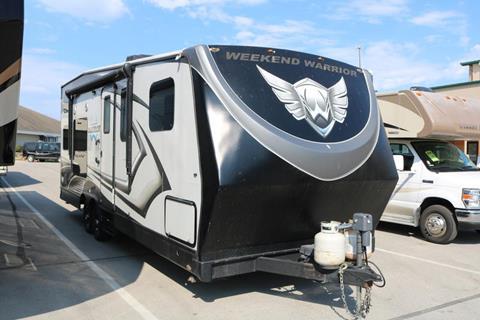 2015 Weekend Warrior 28W for sale in Greenfield, IN