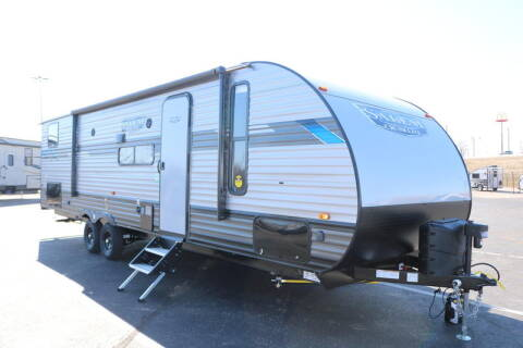 2020 Forest River Salem Cruise Lite Midwest 273Q for sale at MOUNT COMFORT RV in Greenfield IN