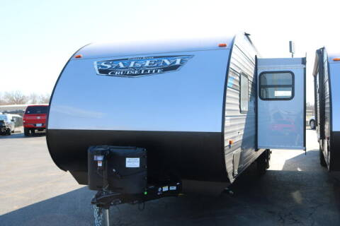 2020 Forest River Salem Cruise Lite Midwest 282Q for sale at MOUNT COMFORT RV in Greenfield IN
