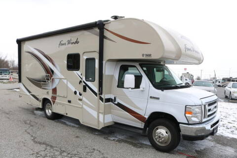 2018 Thor Industries Four Winds 24F for sale at MOUNT COMFORT RV in Greenfield IN