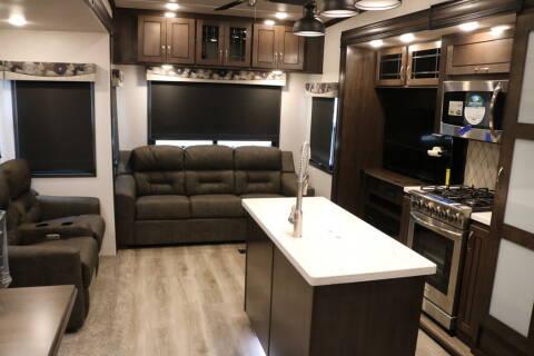 2021 Forest River Cedar Creek Silverback Edition