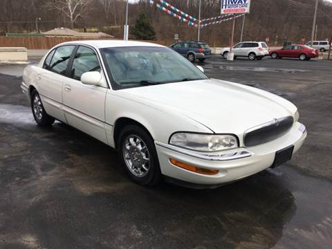 2000 Buick Park Avenue for sale at INTERNATIONAL AUTO SALES LLC in Latrobe PA