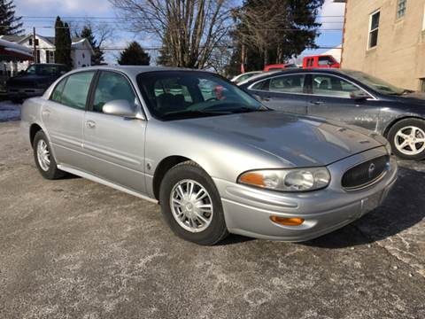 2003 Buick LeSabre for sale at INTERNATIONAL AUTO SALES LLC in Latrobe PA