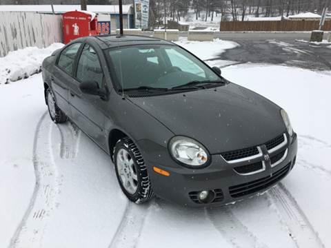 2003 Dodge Neon for sale at INTERNATIONAL AUTO SALES LLC in Latrobe PA