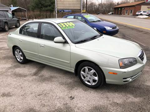 2004 Hyundai Elantra for sale at INTERNATIONAL AUTO SALES LLC in Latrobe PA
