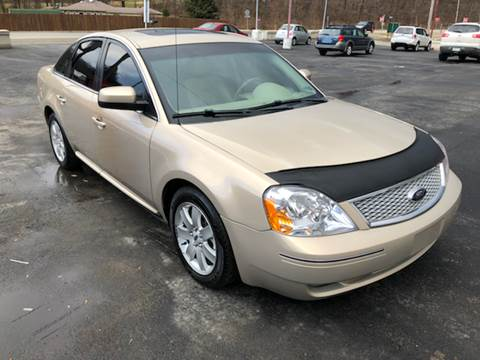 2007 Ford Five Hundred for sale at INTERNATIONAL AUTO SALES LLC in Latrobe PA