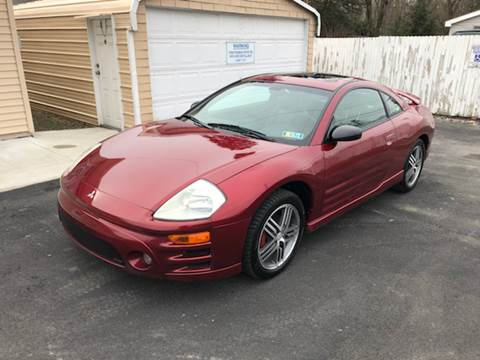 2003 Mitsubishi Eclipse for sale at INTERNATIONAL AUTO SALES LLC in Latrobe PA