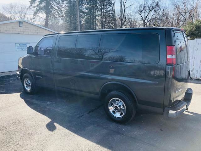 2003 GMC Savana Passenger For Sale At INTERNATIONAL AUTO SALES LLC In Latrobe PA