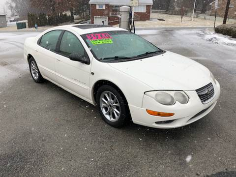 2000 Chrysler 300M for sale at INTERNATIONAL AUTO SALES LLC in Latrobe PA