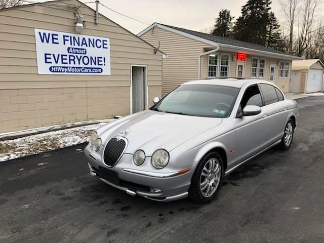 2003 Jaguar S-Type for sale at INTERNATIONAL AUTO SALES LLC in Latrobe PA
