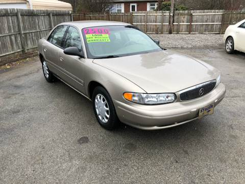 2002 Buick Century for sale at INTERNATIONAL AUTO SALES LLC in Latrobe PA