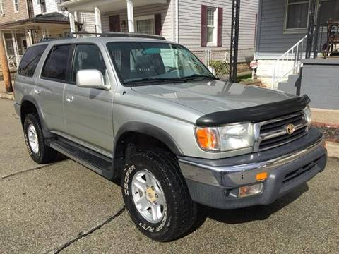 1999 Toyota 4Runner for sale at INTERNATIONAL AUTO SALES LLC in Latrobe PA