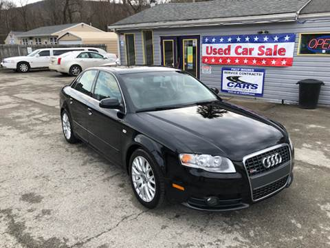 2008 Audi A4 for sale at INTERNATIONAL AUTO SALES LLC in Latrobe PA