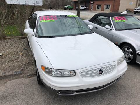 2000 Buick Regal for sale at INTERNATIONAL AUTO SALES LLC in Latrobe PA