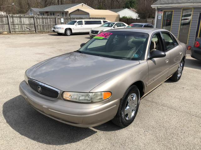 on 1999 Buick Lesabre Trunk Release