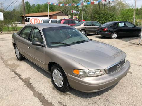 1999 Buick Century for sale at INTERNATIONAL AUTO SALES LLC in Latrobe PA