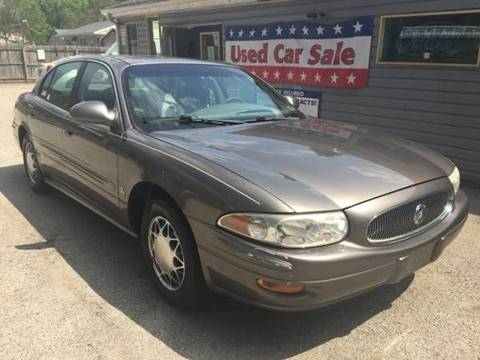2000 Buick LeSabre for sale at INTERNATIONAL AUTO SALES LLC in Latrobe PA