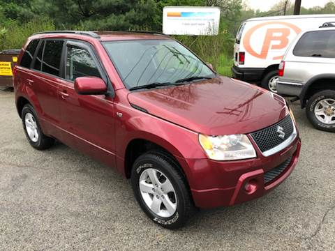 2007 Suzuki Grand Vitara for sale at INTERNATIONAL AUTO SALES LLC in Latrobe PA