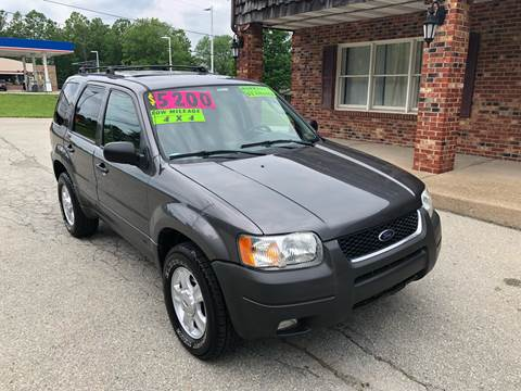 2004 Ford Escape for sale at INTERNATIONAL AUTO SALES LLC in Latrobe PA