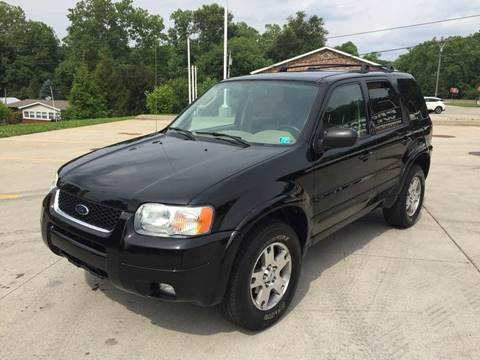 2003 Ford Escape for sale at INTERNATIONAL AUTO SALES LLC in Latrobe PA