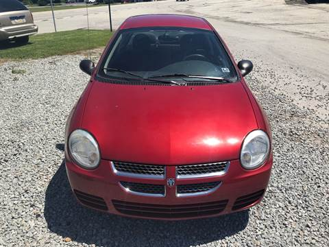 2005 Dodge Neon for sale at INTERNATIONAL AUTO SALES LLC in Latrobe PA