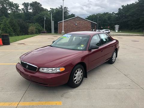 2003 Buick Century for sale at INTERNATIONAL AUTO SALES LLC in Latrobe PA