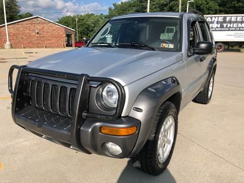2003 Jeep Liberty for sale at INTERNATIONAL AUTO SALES LLC in Latrobe PA