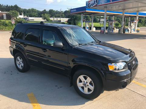 2007 Ford Escape for sale at INTERNATIONAL AUTO SALES LLC in Latrobe PA