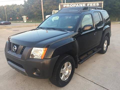 2008 Nissan Xterra for sale at INTERNATIONAL AUTO SALES LLC in Latrobe PA