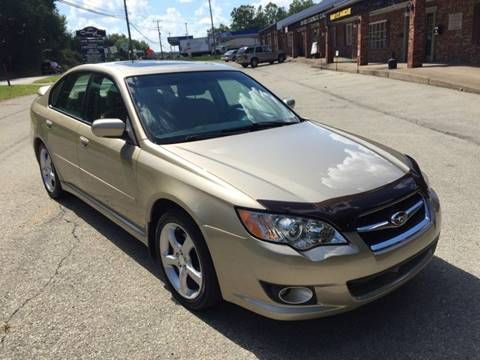 2008 Subaru Legacy for sale at INTERNATIONAL AUTO SALES LLC in Latrobe PA