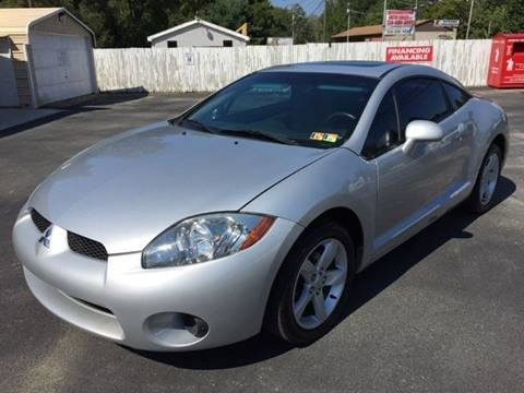 2007 Mitsubishi Eclipse for sale at INTERNATIONAL AUTO SALES LLC in Latrobe PA
